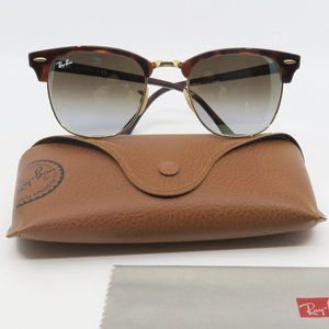 RB 3016 990/9J Ray-Ban Havana/ Gold Sunglasses